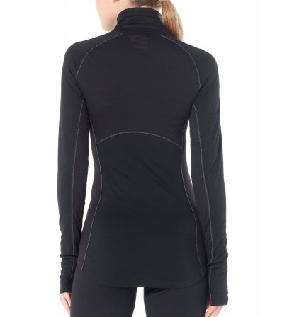 Icebreaker Мерино Блуза W's BodyfitZONE™ 150 Zone LS Half Zip Winter 2019