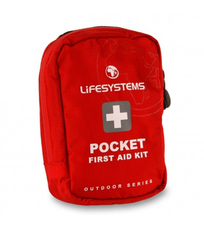 Lifesystems Аптечка Pocket 17 части
