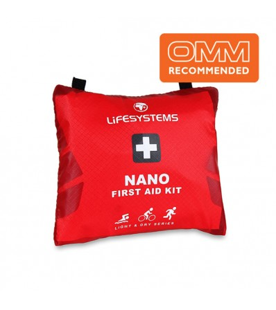 Lifesystems Light & Dry Nano First Aid Kit 16 Items