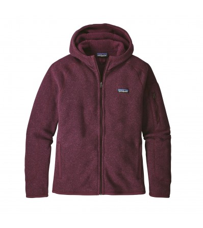 Patagonia Полар W's Better Sweater™ Full Zip Fleece Hoody Winter 2019
