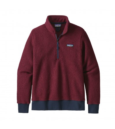 Patagonia Полар W's Woolyester Fleece Pullover Winter 2019