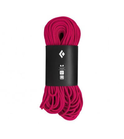 Black Diamond 8.9 Dry Climbing Rope 80m Summer 2020