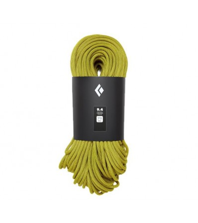 Black Diamond 9.4 Climbing Rope 70m Summer 2020