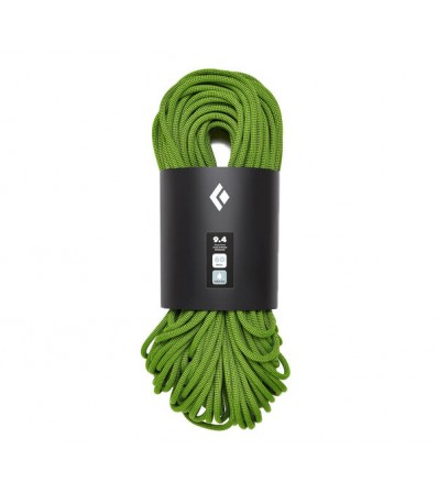Black Diamond 9.4 Dry Climbing Rope 60m Summer 2020