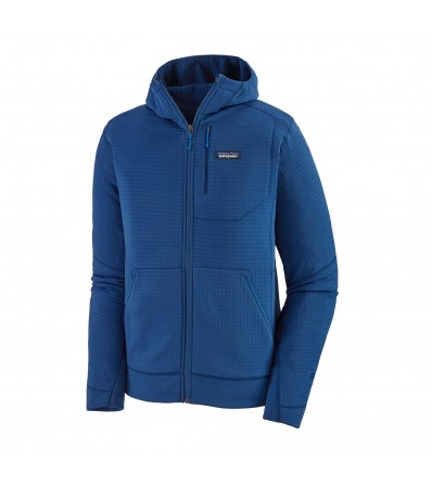 Полар Patagonia R1® Fleece Full-Zip Hoody M's Summer 2020