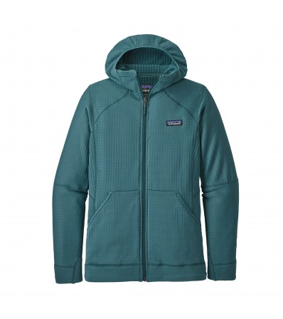 Patagonia Полар W's R1® Fleece Full-Zip Hoody Summer 2019