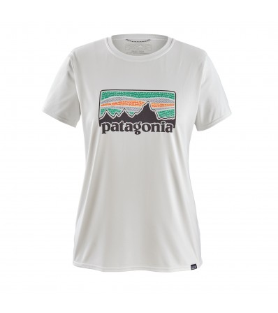 Patagonia Тениска W's Capilene® Cool Daily Graphic Shirt Summer 2019