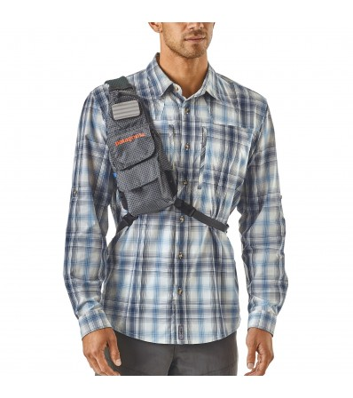 Patagonia Fly Fishing Раница Vest Front Sling 8L Winter 2019
