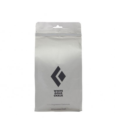 Black Diamond White Gold Loose Chalk 300g Winter 2021