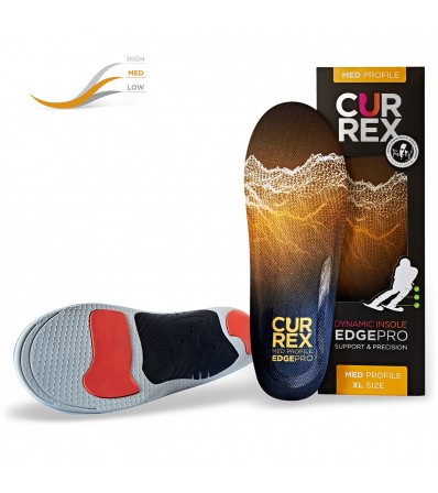 Currex EdgePro Medium Insoles Summer 2019