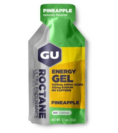 GU Roctane Energy Gel Pineapple 32G