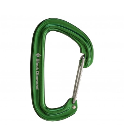 Black Diamond Neutrino Carabiner Summer 2019