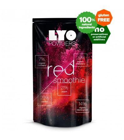 Lyo Напитка на прах Red Smoothie 42g 2019