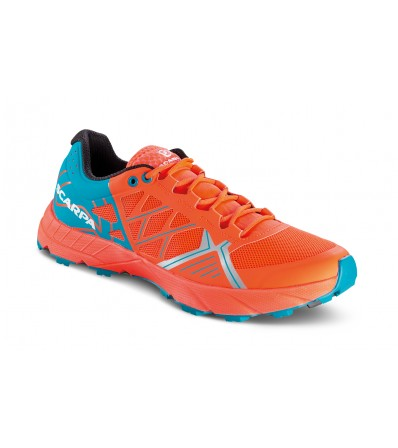 Scarpa Spin Wmn Trail Running Shoes Summer 2019
