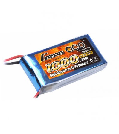 Gens Батерия 1000mAh Li-Po Battery Pack