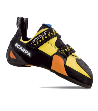 Scarpa Booster S Climbing Shoes Summer 2018