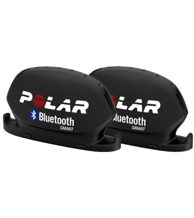Polar Speed sensor Bluetooth® Smart and Cadence sensor Bluetooth® Smart set
