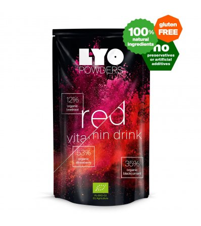 Lyo Напитка на прах Red Vitamin Smoothie 51 гр