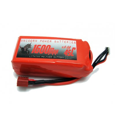 Unicorn Батерия 1600mAh Li-Po Battery Pack