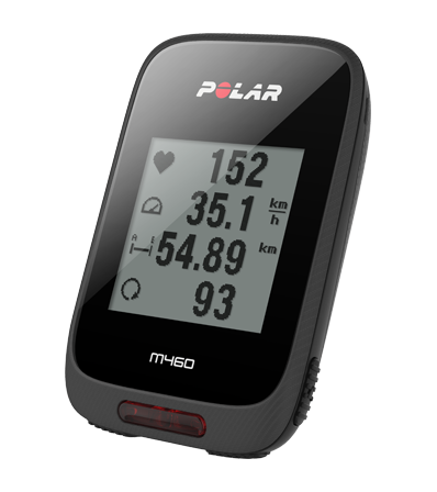 Polar GPS Bike Computer M460