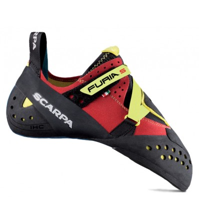Scarpa Furia Climbing Shoes Summer 2018