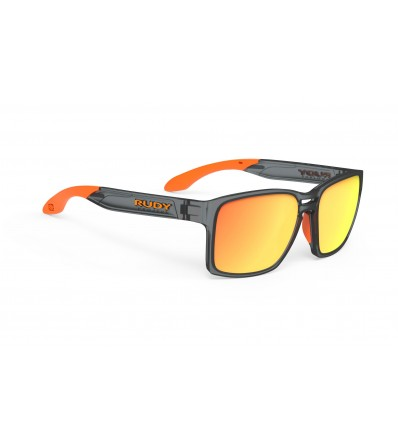 Rudy Слънчеви очила Spinair 57 Frozen Ash - Multilaser Orange Lens Winter 2020