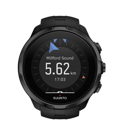 Suunto Часовник Spartan Sport Wrist HR All Black