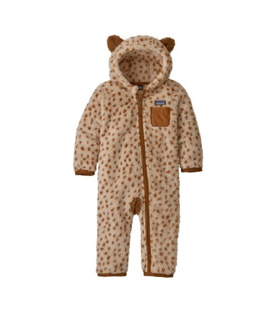 Детски Гащеризон Patagonia Baby Furry Friends Bunting Winter 2021
