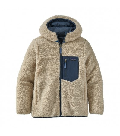 Детско Двулицево Яке Patagonia Reversible Ready Freddy Hoody Boy's Winter 2021