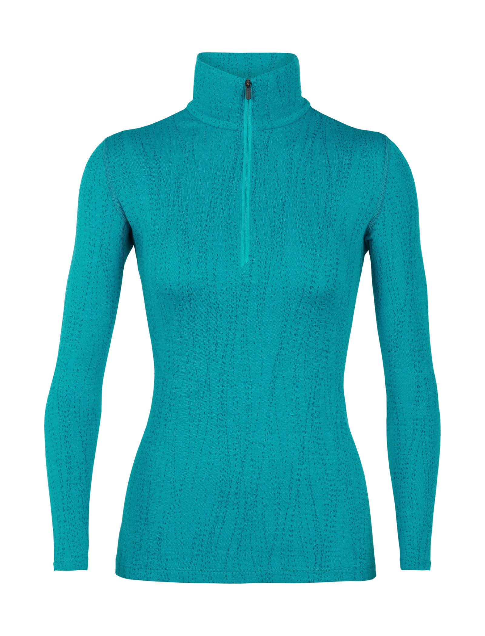 a6a6b2ca0d319d Icebreaker W's 250 Vertex LS Half Zip Drift Winter 2019 for € 99.85 ...