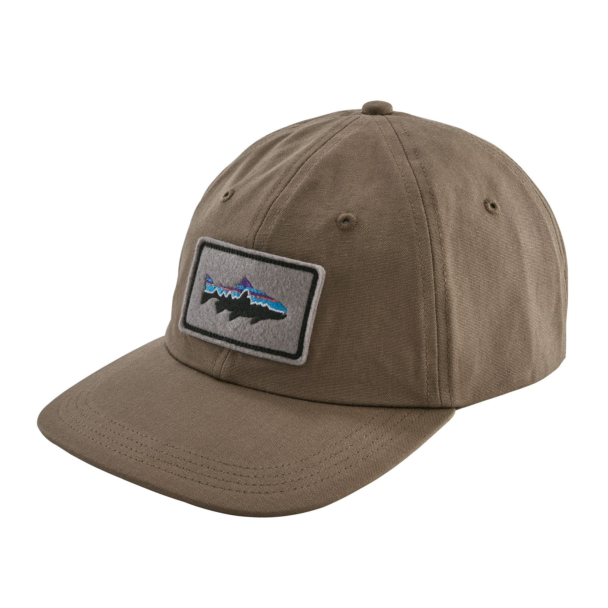 f54cd63a508ef Patagonia Fly Fishing Fitz Roy Trout Patch Trad Cap Summer 2019 for ...